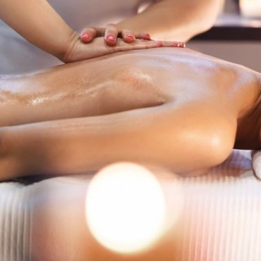 Masaże aroma-terapeutyczne